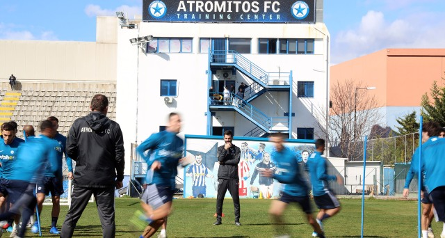 training_center_mazaraki_atromitos